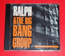 Ralph & The Big Bang Group-What 's Going on in my house? -- CD/BLUES