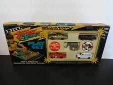 Ertl Smokey & the Bandit II Play Set w/ 4 Vehicles, Elephant, Play Surface & Box