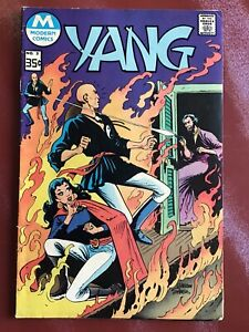 1977 Modern Comics YANG #3 - Combined Shipping