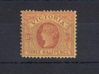 Australia Victoria QV 1899 1 1/2d SG355 MLH Gum J2253