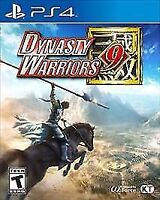 DYNASTY WARRIORS 9 (Sony PlayStation 4 PS4) BRAND NEW Factory Sealed