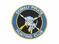 Somali Pirate Hunting Club