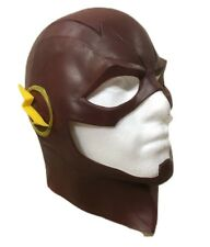 UK FLASH SUPER EROI MARVEL FILM Latex adulti costume travestimento halloween