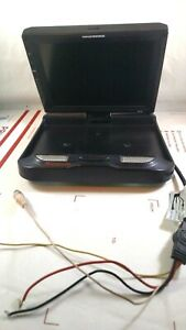 SOUND STORM Model SSV8F Overhead Roof Mounted DVD Player Monitor Flip-Down BROKE