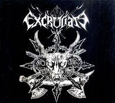 EXCRUCIATE 666 Rites of Torturers CD Ottime Condizioni