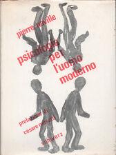 1966 – NAVILLE, PSICOLOGIA PER L'UOMO MODERNO – MARXISMO COMUNISMO PSICANALISI