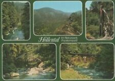 Ansichtskarte - Ak - Naila - Höllental im Frankenwald - ca. 1985 - 25645