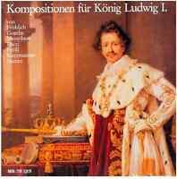 Kompositionen für König Ludwig I. von Bayern, Musica Bavarica CD
