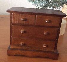 Miniature Four Drawer Chest Dresser