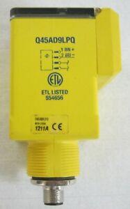 BANNER Q45AD9LPQ (37629) Q45 SERIES RUGGED RECTANGLE SENSOR - Unused, Unboxed
