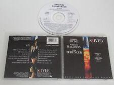 SLIVER/SOUNDTRACK/VARIOUS(VIRGIN CDVMM 11) CD ALBUM