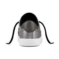 Converse Women's Breakpoint Ox Black Pearl White White Sneaker