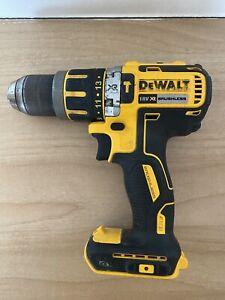 DeWalt 18v XR DCD795 Brushless Combi Drill Metal Chuck