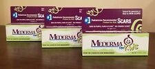 FREE SHIPPING Unused and Sealed Lot of 3 Mederma for Kids Scar .70 oz. Exp 12/22