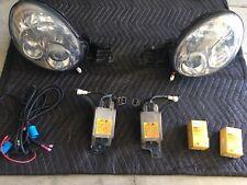 JDM 2002-2003 Subaru WRX STI V7 RHD HID Projector JDM Headlight  Left Front
