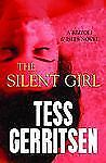 Rizzoli and Isles: The Silent Girl Bk. 9 by Tess Gerritsen (2011, Hardcover,...