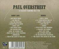 Paul Overstreet - Sowin Love / Heroes [CD]