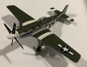 ARMOUR (PRE FRANKLIN MINT) P-51 MUSTANG 'THE HUNTER TEXAS' 1/48