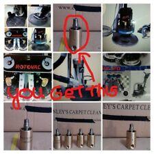2 Rotaty Unions -rotovac power wand, 360, 360I-hydramaster RX-20- mytee t-rex+jr