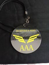Mumford And Sons Pass
