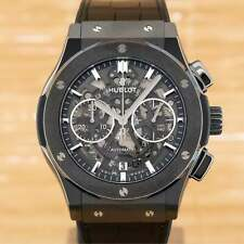 Hublot Classic Fusion Aerofusion Black Magic - Unworn Box & Papers January 2020