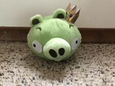 Angry Birds Plush 5-Inch King Pig No Sound
