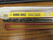 "DORMER Sheffield Twist Drill 11/32"" HSS Straight Shank Drill"
