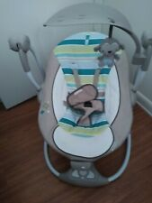 Ingenuity ConvertMe Seat Portable Baby Swing - Gray (10215-3-W11)