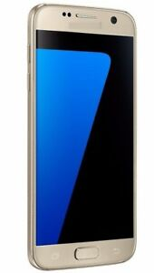 Samsung Galaxy S7 G930 Gold 64GB 4GB RAM Octa-core Phone UK SHIP