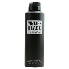 Vintage Black by Kenneth Cole All Over Body Spray 6 oz