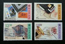 Hong Kong Stamp Collecting 1992 Tweezer Magnifier Perf Gauge Hobby (stamp) MNH