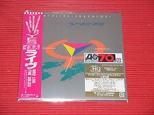 YES 9012 Live The Solos  JAPAN MINI LP UHQ CD