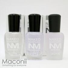 Zoya Naked Manicure Essentials Base Satin Glossy Seal Top Coat Nail Polish