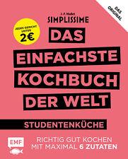 Simplissime – Das einfachste Kochbuch der Welt: Studentenküche  Richtig gut ...