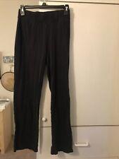 croft barrow xs black stretchy pants Exercise Lounge