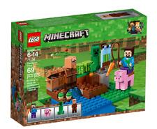 LEGO MINECRAFT LA GRANJA DE MELONES 21138 NUEVO NEW