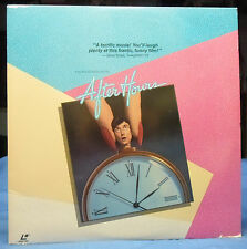 AFTER HOURS - LaserDisc - Extended Play NM Arquette w Cheech & Chong