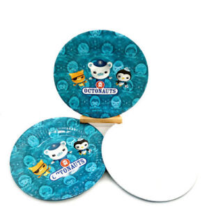 OCTONAUTS PLATES x6 BIRTHDAY PARTY18 CM LOOT LOLLY BAG CAPTAIN BARNACLES BEAR