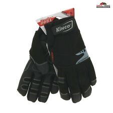 Kinco 2051 Men's Warm Gloves Winter Waterproof Snow Cold ~ NEW