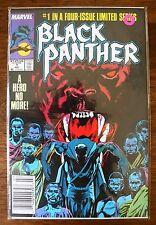 """Black Panther: Issue #1 """"A Hero No More"""" (Marvel Comics) """"NICE COPY"""" Books-Old"""