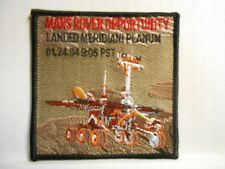 """NASA Mars Rover Opportunity 01.24.04 Embroidered Arm Patch Space Mission 4"""""""
