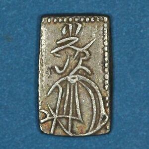 1832-58 Japan 2 Shu gold silver coin, VF