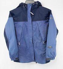 Womens COLUMBIA Packable Windbreaker Ski Snow Jacket Waterproof OMNI TECH Sz Sm