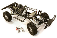 INTEGY RC Car C26335SILVER 1/10 Twin Motor TR313 Trail Roller Scale Crawler ARTR