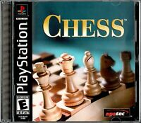 Chess Ps1 CIB Cd Rom Has NO Scratches Play The Most Revered Games In History