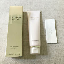 Cle de Peau Beaute CLEANSING CREAM 4.2 oz / 130 ml SEALED NEW IN BOX plus GIFT