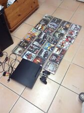 Playstation 3 Bundle Ps3 Konsolen mit 28 spielen und Wireless Controller
