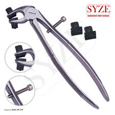 SYZE Crown Removing Pliers With 2 Extra Tips Orthodontic Dental Instruments CE
