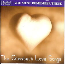 Various - You Must Remember These, The Greatest Love Songs - Readers Digest 3CD