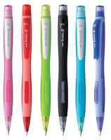 Uni-Ball Shalaku Mechanical Pencil 0.5mm - Pack Of 3 - 6 Colours Available